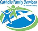 catholic family barrie logo
